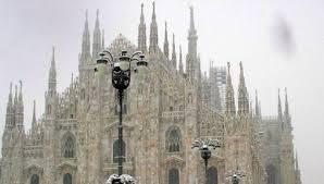 Previsioni meteo: neve a Milano e piogge al Centro-Sud, venerdì ...