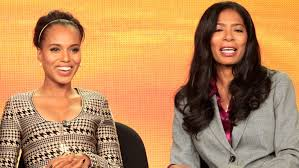 Kerry Washington Reunites With Judy Smith, the Real-Life Olivia Pope, at  'Scandal' Wrap Party | Entertainment Tonight