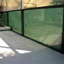 Shade Cloth Fence Coolaroo Shades Porch Shades Outdoor Shade
