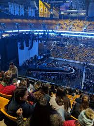 section bal 316 home of boston bruins