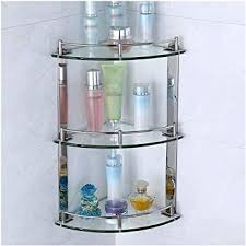 com huizwj shower glass shelf
