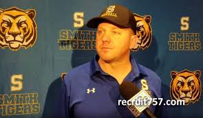 Oscar Smith names Chris Scott as head coach (VIDEO) - Ultimate Recruit