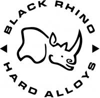 Custom Black Rhino Hard Alloys Decals And Sticker Any Size Color