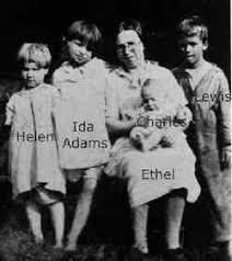 Ethel Ida Cook (1902-1958) - Find A Grave Memorial