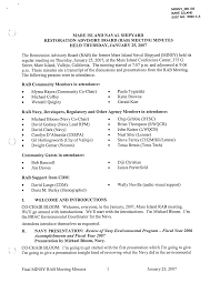 25 JANUARY 2007 FINAL RESTORATION ADVISORY BOARD (RAB) MEETING MINUTES