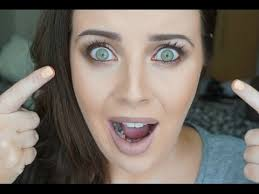 makeup for green eyes grwm you