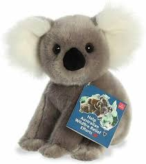 AURORA Lewis the Koala Bear 10In Soft Toy | eBay