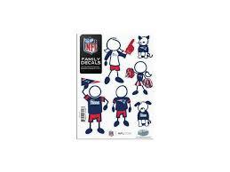 New England Patriots Family Decal Auto Pack Small 5 X 7 Newegg Com