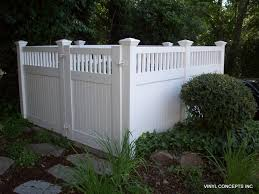 Fencing And Gates American Traditional Garden Los Angeles By Vinyl Concepts Inc