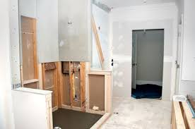 how to drywall to a stud