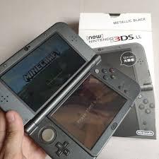 Máy game cầm tay chính hãng Nintendo New 3DS LL zin Nhật - likenew 95-99%  đã hack chơi full game cực hấp dẫn