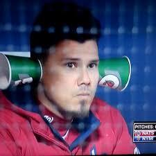 Washington Nationals' Jose Lobaton is still goofing around ...