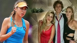 Alexander Zverev Jr Girlfriend Belinda Bencic Beautiful Moments 2017 | Alexander  zverev, Famous sports, Sports gallery