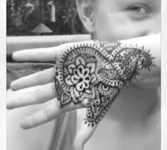 make henna for temporary