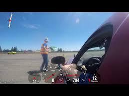 2008 Dodge Viper Autocross 5-13-2018 Sanderson Field - YouTube