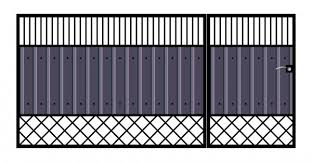 ᐈ Simple Gate Design Stock Images Royalty Free Simple Iron Fence Vectors Download On Depositphotos