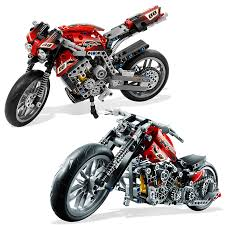 decool 3353 3354 lepin motorbike