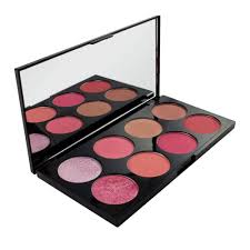 makeup revolution blush palette sugar
