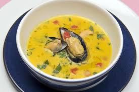 Mussel and Saffron Soup – Chef Kevin Ashton