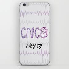 CNCO ~ HEY DJ iPhone Skin by salymar ...