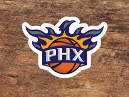 Phoenix Suns Vinyl Sticker Peel And Stick Phone Decal Laptop Sticker Car Window Decal By Stickerchikshop On E Phone Decals Vinyl Sticker Paper Vinyl Sticker