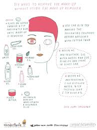 how to take off eye makeup without