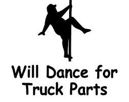Pole Dance Decal Etsy