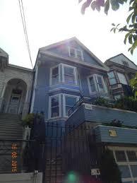 maison bleu maxime le forestier san