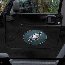 Philadelphia Eagles Car Magnets Car Magnets Set Eagles Team Color Magnets Lids Com