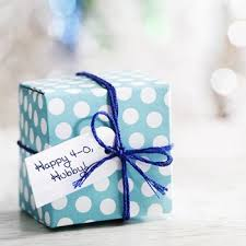40th birthday gift ideas for your