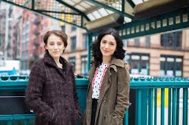 """From Anatevka to """"Rags"""": Judy Kuhn and Samantha Massell 
