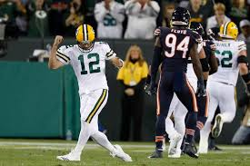 Aaron Rogers, injury-riddled Packers shut down Bears, 35-14 | Las Vegas  Review-Journal