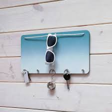 key organizer wall key holder hook for