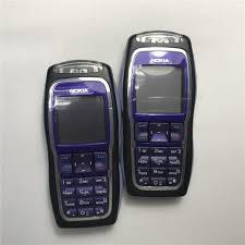 Nokia 3220 Black-Blue Unlocked Mobile ...