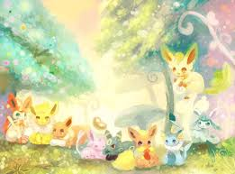 eeveelution wallpaper on wallpaperget