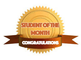 Image result for student of the month clipart