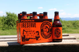 pumpkin woodchuck cider