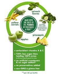 v8 vegetable juice blends healthy greens