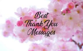 thank you messages wishes and quotes wishesmsg