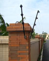 Security Fence System Tongher Electric Fence
