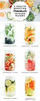 how to make infused water 6 recipes