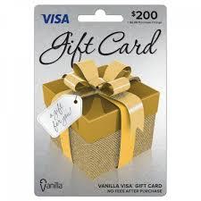 how does the prepaid visa gift card