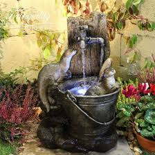 top solar powered water features for