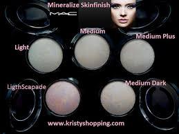 powder mineralize skinfinish um mac