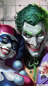 joker harley quinn hd wallpaper