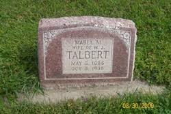 Mabel Myrtle Robinson Talbert (1885-1935) - Find A Grave Memorial