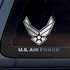 Usaf U S Air Force United States Car Decal Sticker Car Stickers Aliexpress