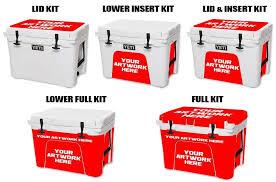 Tundra Camo Deer Head Usatuff Cooler Wrap Custom Kits Usa Tuff