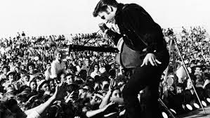 elvis presley rock men concert g