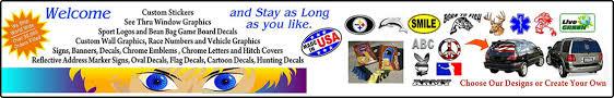 Home Custom Decals Vinyls Pro Sport Stickers Car Decals